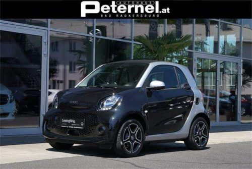 smart forTwo eq fortwo bei Autohaus Peternel GmbH in 8490 Bad Radkersburg