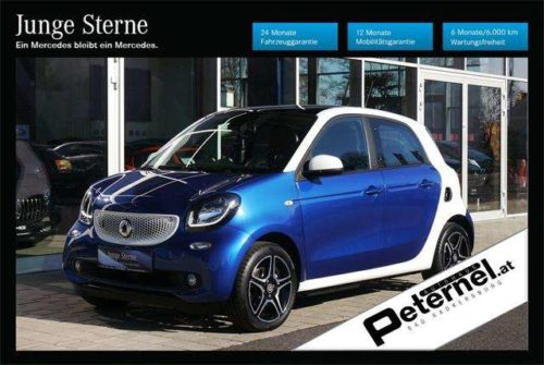 smart forFour smart EQ forfour NP: 32.380,- bei Autohaus Peternel GmbH in 8490 Bad Radkersburg