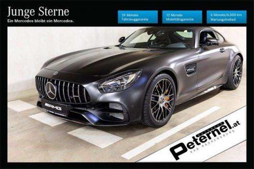Mercedes-Benz AMG GT Mercedes- C /// Edition 50 bei Autohaus Peternel GmbH in 8490 Bad Radkersburg