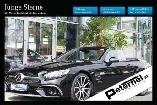 Mercedes-Benz SL 500 Roadster bei Autohaus Peternel GmbH in 8490 Bad Radkersburg
