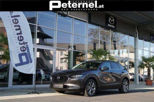 Mazda CX-30 X180 AWD GT+/SO/PR/TE bei Autohaus Peternel GmbH in 8490 Bad Radkersburg
