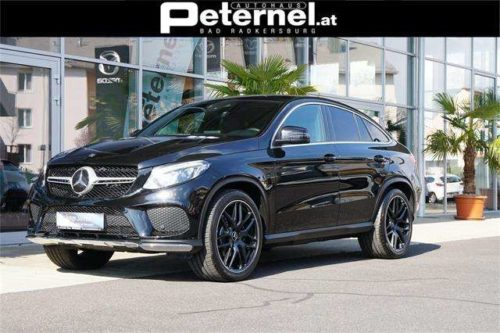 Mercedes-Benz GLE 350 d 4MATIC Coupé bei Autohaus Peternel GmbH in 8490 Bad Radkersburg