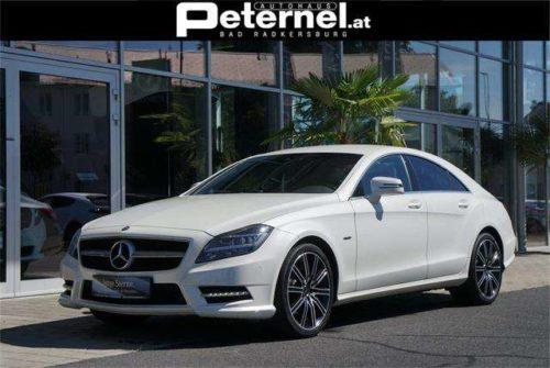 Mercedes-Benz CLS 350 CDI BlueEFFICIENCY Coupé /// AMG-Line bei Autohaus Peternel GmbH in 8490 Bad Radkersburg