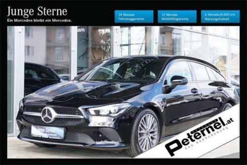 Mercedes-Benz CLA 180 Shooting Brake bei Autohaus Peternel GmbH in 8490 Bad Radkersburg